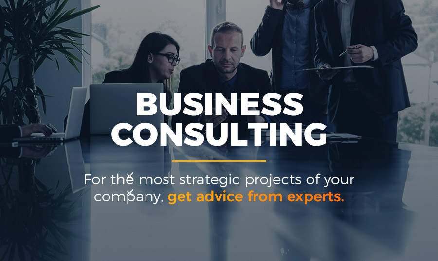 banner Business consulting linexperts
