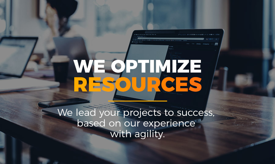 banner we optimize resources linexperts